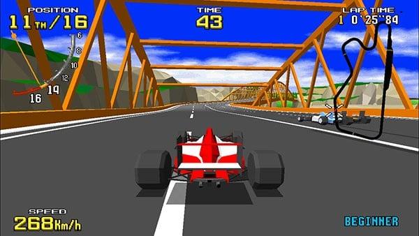 Sega Ages Virtua Racing