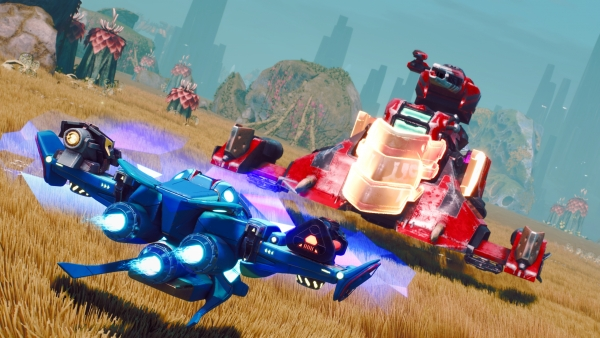 Starlink: Battle for Atlas coming to PC alongside 'Crimson Moon' update and Switch-exclusive Star Fox DLC on April 30