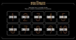 Steins;Gate series 10th anniversary