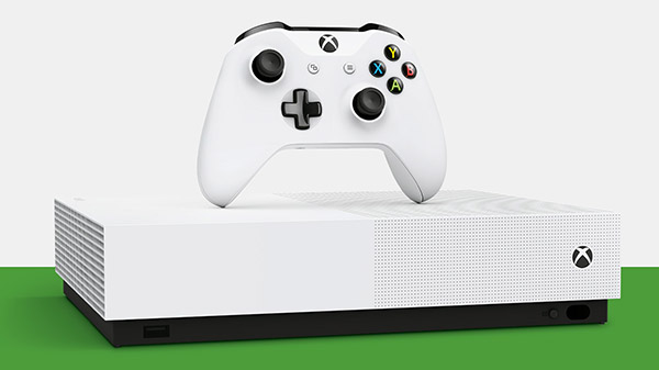 Xbox One S: All-Digital Edition