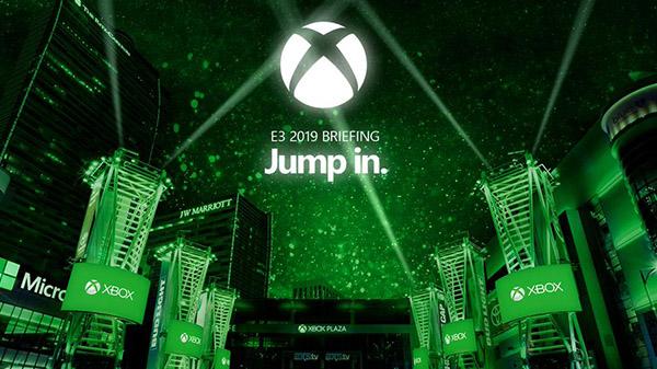 Microsoft E3 2019 press conference