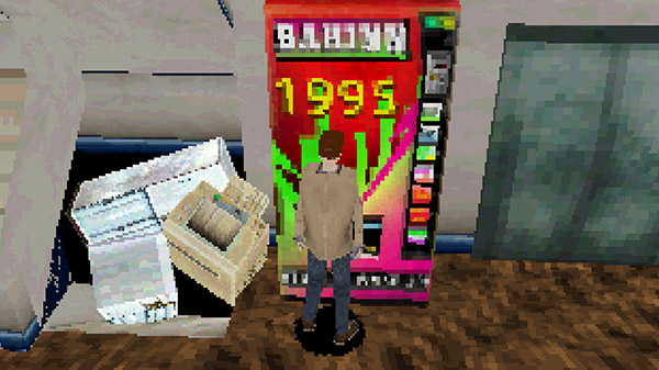 Back in 1995 launches May 21 for PS4 and PS Vita, May 22 for Xbox One, and May 24 for Switch