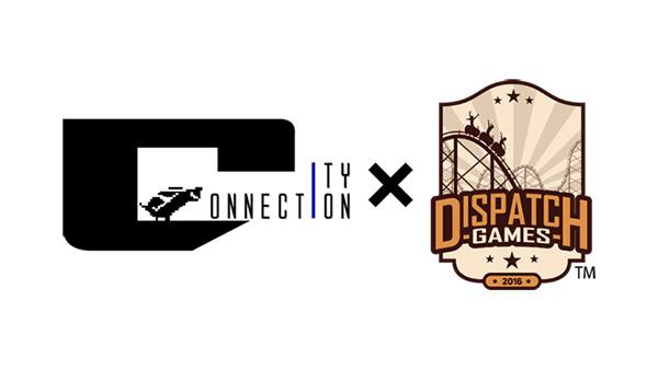City Connection x Dispatch Games