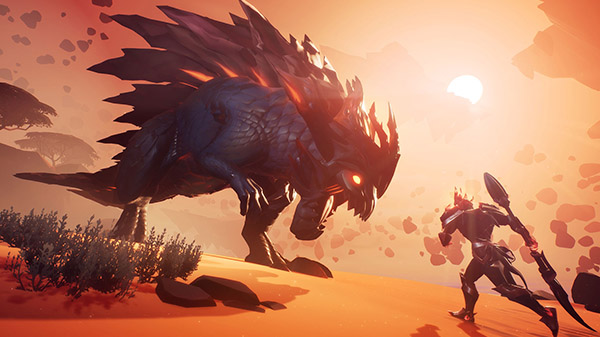 Monster-hunting RPG Dauntless launches on May 21
