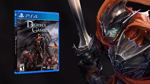 Death's Gambit PS4 physical edition launches June 25 in North America, June 28 in Europe