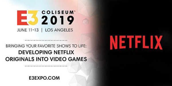 Netflix To Make Gaming Announcements During E3