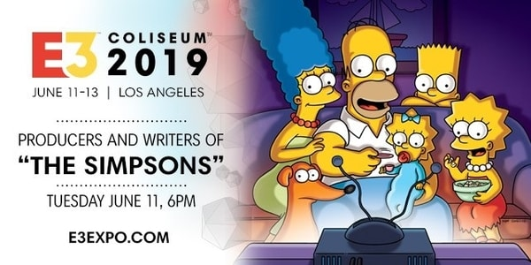 E3 Coliseum 2019: The Simpsons