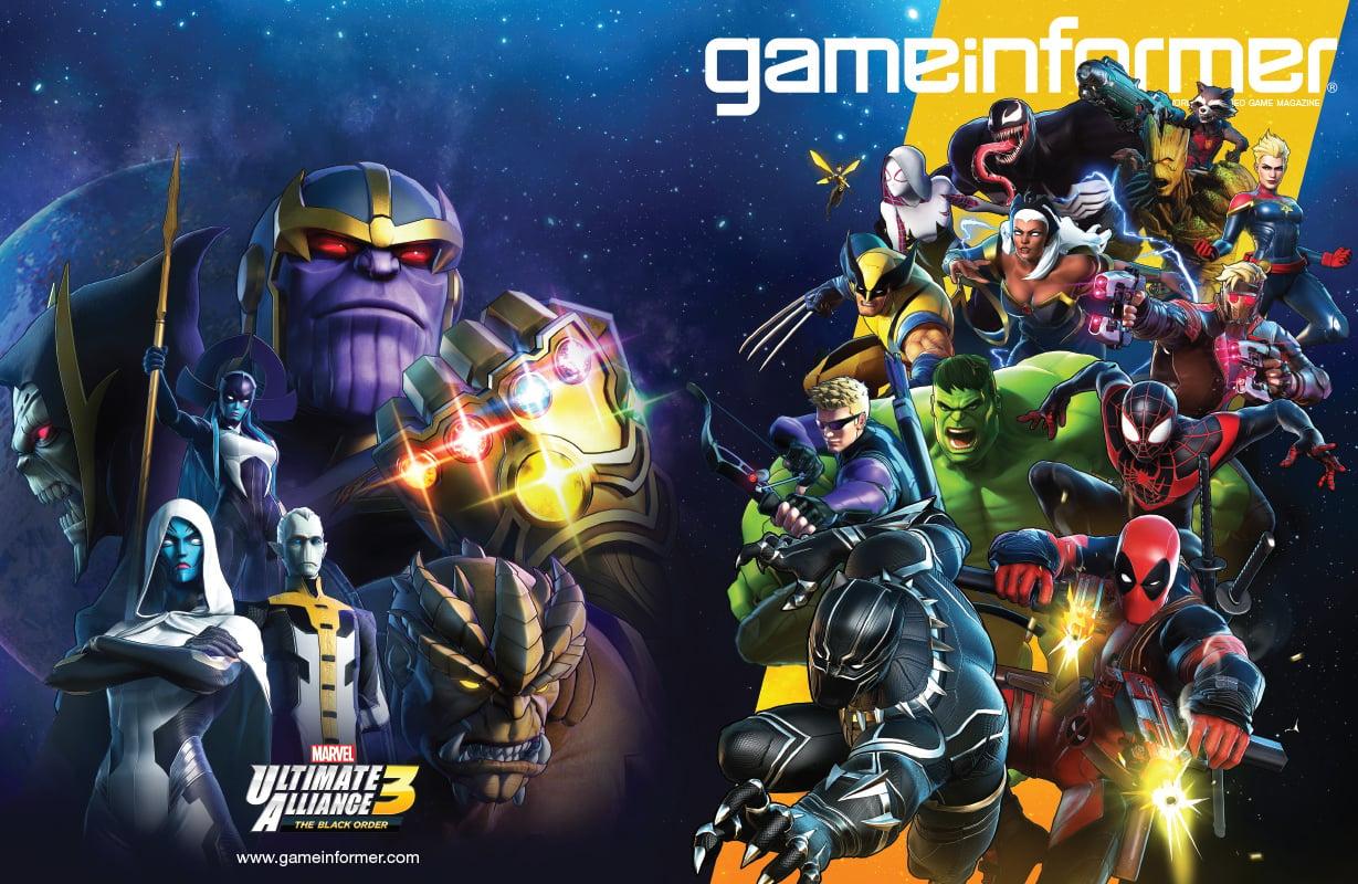 Marvel Ultimate Alliance 3: The Black Order is Game ...
