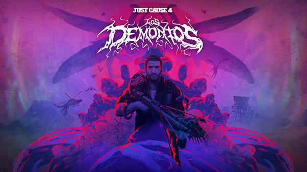 Just Cause 4 DLC 'Los Demonios'