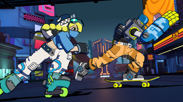 Lethal League Blaze for PS4 and Switch launches digitally in July in Japan, physically in September