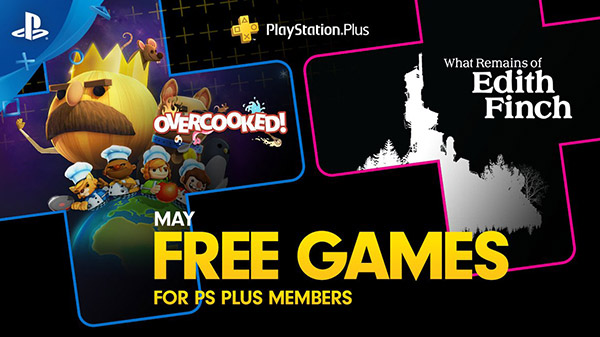 PlayStation Plus May 2019 PS4 Games Announced