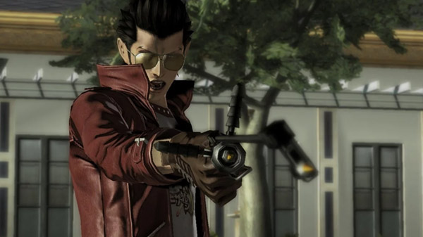 "Suda 51 teases ""another announcement"" for MomoCon 2019"