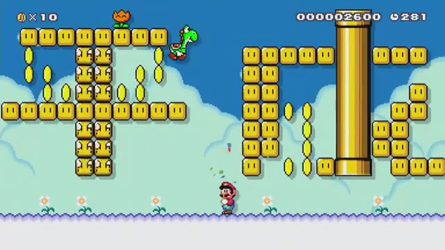 Super Mario Maker 2 Reiwa era celebration video - Gematsu