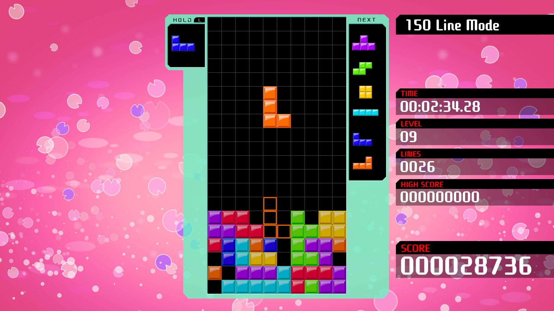 Tetris 99 DLC 'Big Block' now available, '3rd Maximus Cup' online