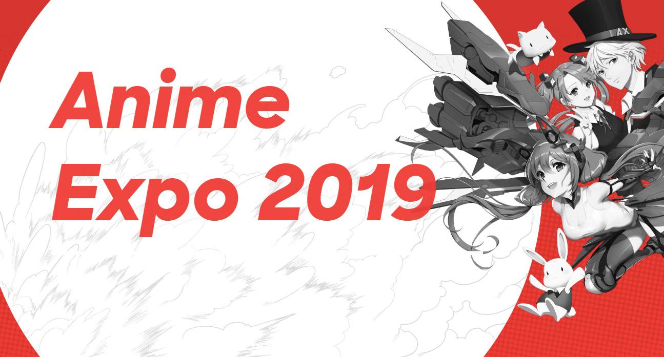 Anime Expo 2019 - Gematsu