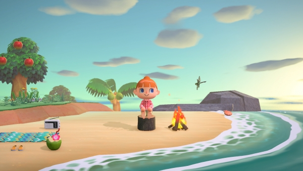 Animal Crossing: New Horizons for Switch launches March 20, 2020
