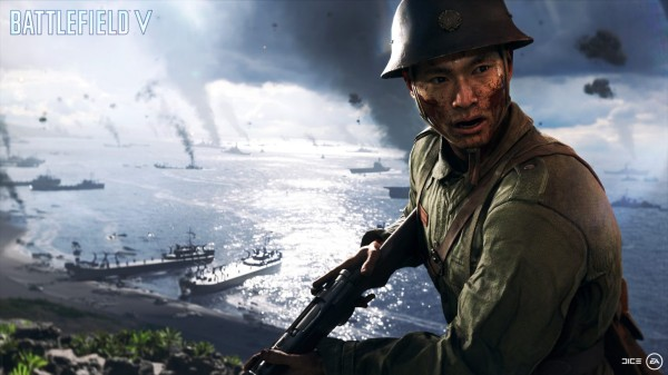 Battlefield 5 added to EA Access and Origin Access Vault