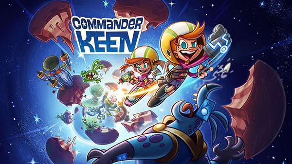 Commander Keen is Getting a F2P Mobile Reboot