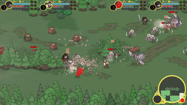 Conan Chop Chop announced for PS4, Xbox One, Switch, and PC