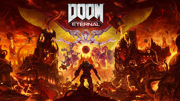 DOOM Eternal Gets 22 November Release Date; Takes Fight To The Heavens