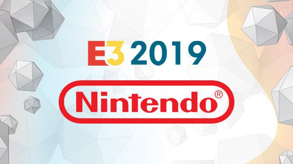 E3 2019: Nintendo