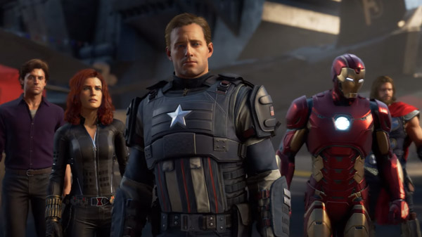 Marvel's Avengers game release date and gameplay trailer revealed by Square Enix