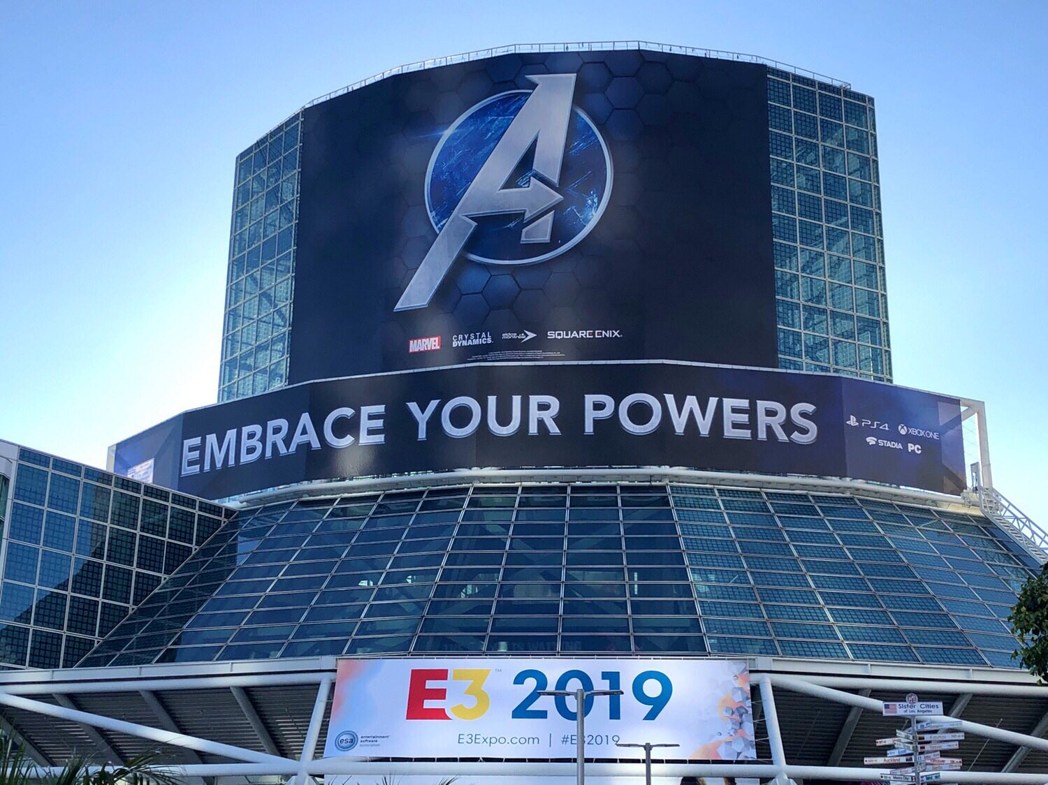 Marvel's Avengers game to be released for PS4, Xbox One, PC, and Stadia - Gematsu