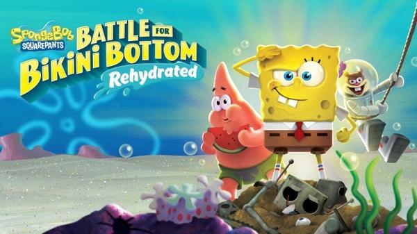 Classic Spongebob Game Battle For Bikini Bottom Is Getting Remade