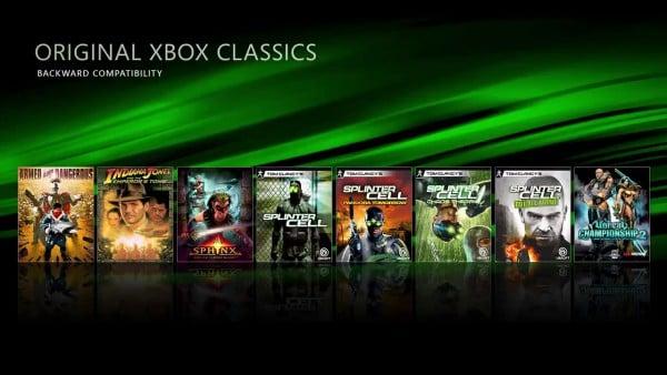Xbox One BC
