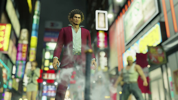 More Will Be Revealed About the New Yakuza Game Next Month