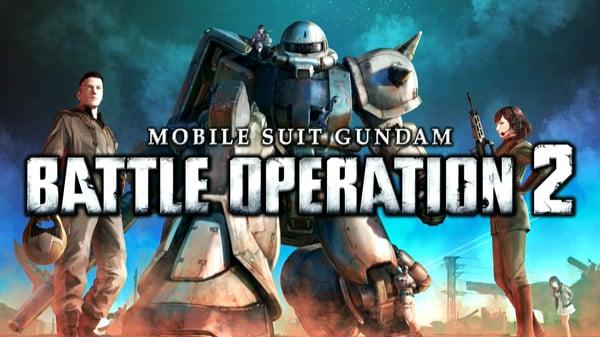 Mobile Suit Gundam: Battle Operation 2