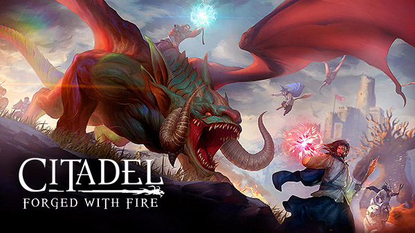 Online sandbox RPG Citadel: Forged with Fire launches