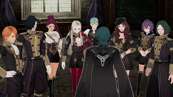 Fire Emblem Heroes Announces Three Houses Promotion for Free Byleth