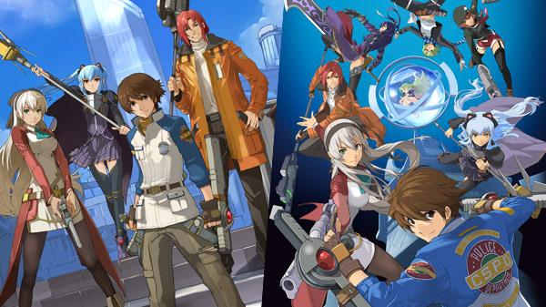 The Legend of Heroes: Zero no Kiseki and Ao no Kiseki