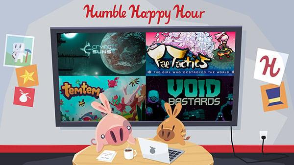 Humble Happy Hour