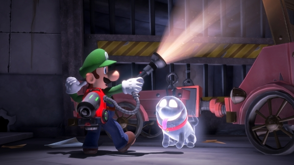 Luigi's Mansion 3 dated for Halloween release