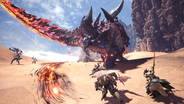 More Monster Hunter World Iceborne expansion details revealed