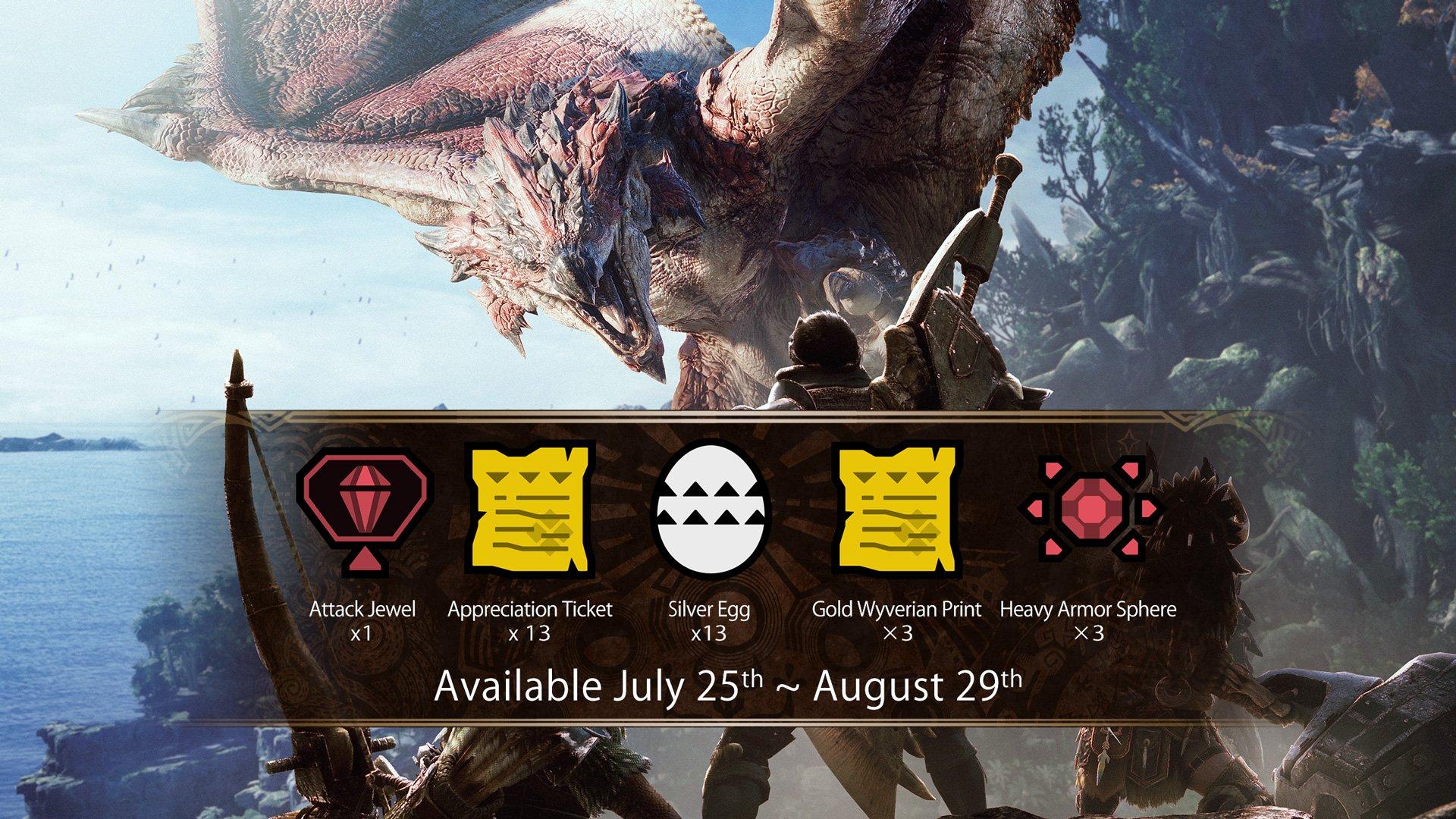 Monster Hunter: World shipments and digital sales top 13 million - Gematsu