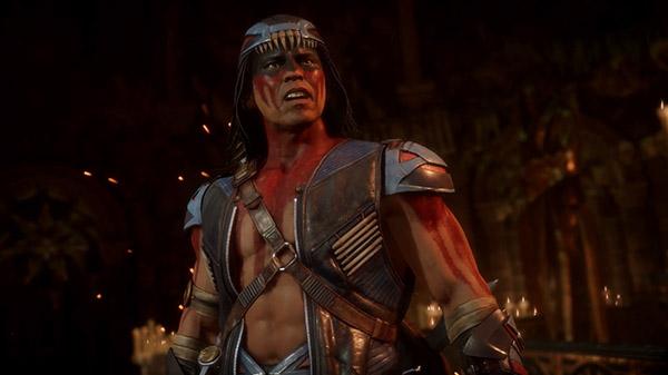 Mortal Kombat 11 Nightwolf DLC trailer released