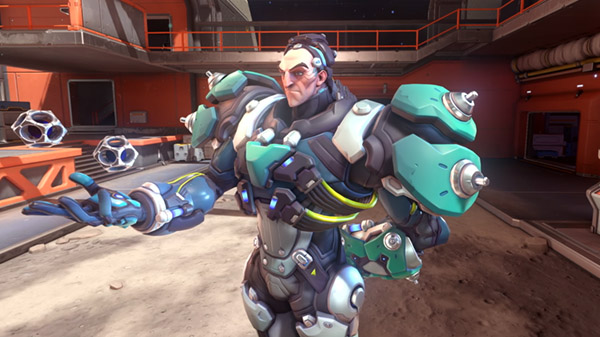 Overwatch New Hero 2020 Overwatch adds new hero Sigma   Gematsu