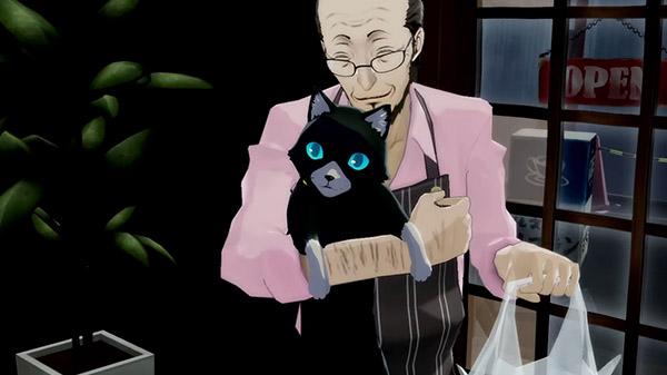 Persona 5 Royal 'Morgana' trailer - Gematsu