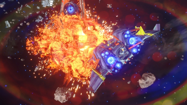 "Rebel Galaxy Outlaw launches August 13 for PC, ""in the coming months"" for PS4 and Switch"