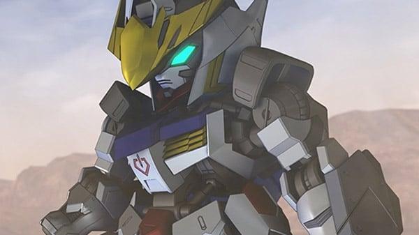 SD Gundam G Generation Cross Rays launches November 28 in Asia with English subtitles - Gematsu