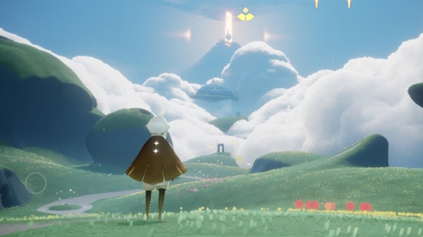 The Beautiful Sky: Children of the Light Lands on the App Store