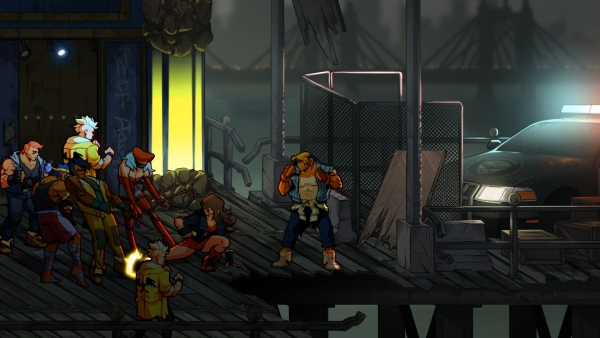 Yuzo Koshiro Is Working on the Streets of Rage 4 Soundtrack