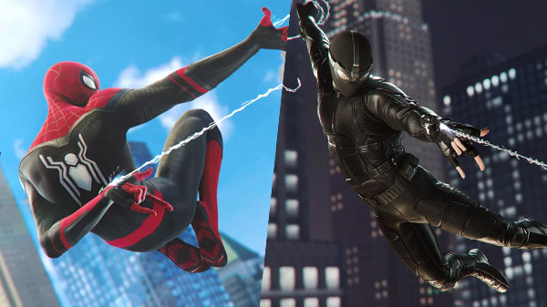 Spider-Man PS4 version 1 16 update now available, adds Far