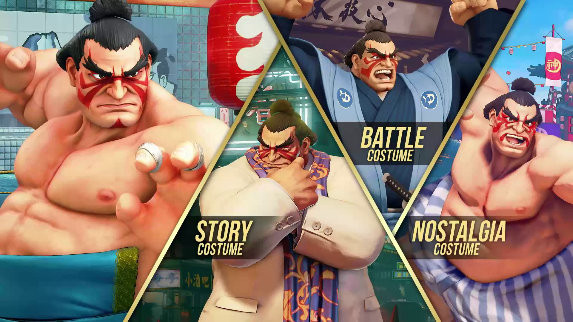 Street Fighter V's next DLC characters have been announced