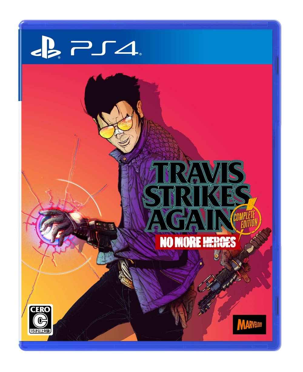 Travis Strikes Again: No More Heroes Complete Edition for PS4 launches October 17 in Japan - Gematsu
