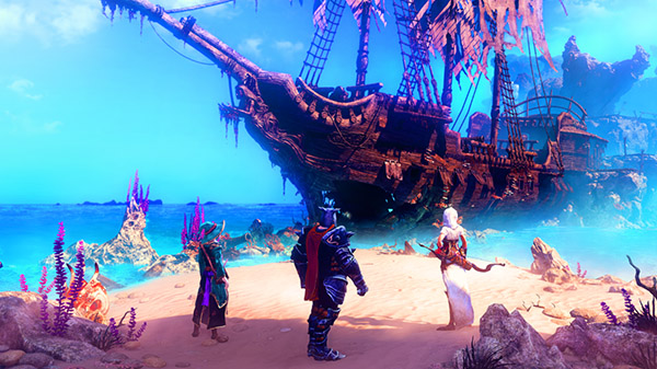 Trine 3: The Artifacts of Power for Switch launches July 29 - Gematsu