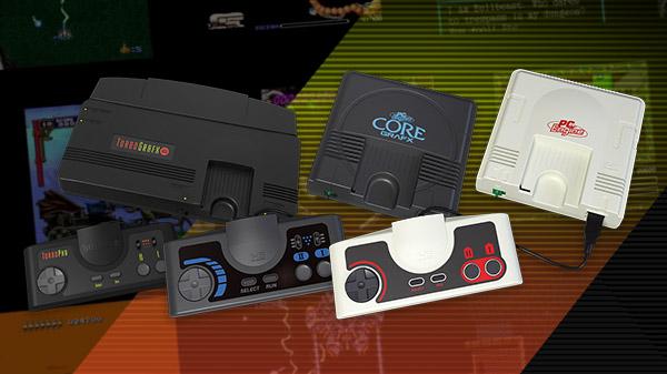 TurboGrafx-16 mini / PC Engine CoreGrafx mini / PC Engine mini